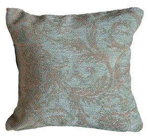 Louis De Poortere - sea blue 8006 - Coussin Carré