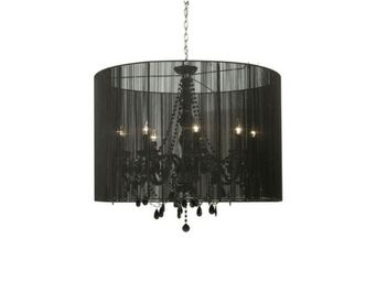 Kare Design - lustre gioiello surprise noir 92 - Suspension