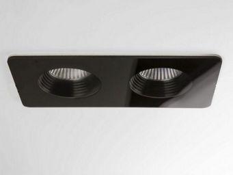 ASTRO LIGHTING - spot encastrable double vetro led 12v - Spot De Plafond Encastr�