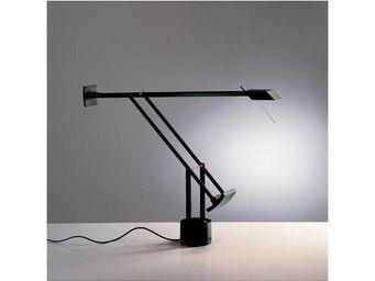 ARTEMIDE - lampe de table tizio 50 noir - Lampe À Poser