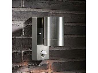 Nordlux - applique murale extérieure maxi tin avec détecteur - Applique D'extérieur