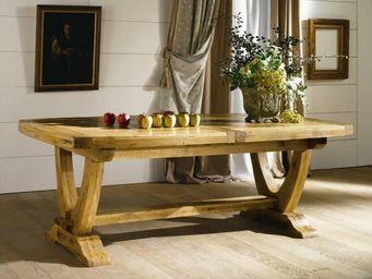 Ateliers De Langres - nogent - Table De Repas Rectangulaire
