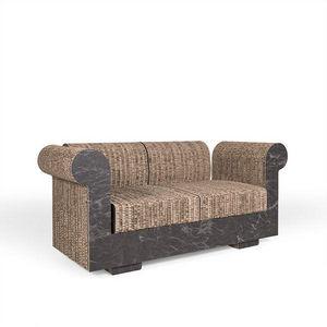 Corvasce Design - divano a due posti chester - Canapé 2 Places