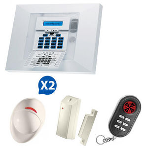 VISONIC - alarme maison nfa2p agréé par les assurances vison - Alarme