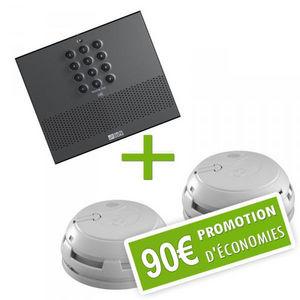 CFP SECURITE - alarme maison promo transmetteur rtc tydom 310 de - Alarme