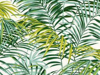 THEVENON - palm springs  - Tissu Imprim�