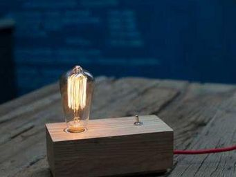 COMPAGNIE DES AMPOULES A FILAMENT - lbb - Lampe À Poser