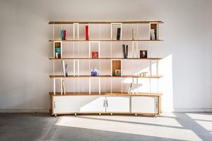 BELGIUM IS DESIGN -  - Biblioth�que Sur Mesure