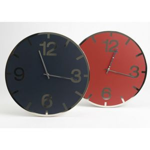 Amadeus - horloge moderne ronde - Horloge Murale
