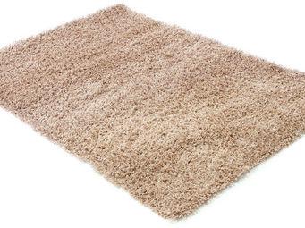 KOKOON DESIGN - tapis d'int�rieur cozy 170x120cm marron clair - Tapis Contemporain