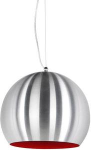 KOKOON DESIGN - lampe � suspendre r�tro avec ext�rieur en aluminiu - Suspension