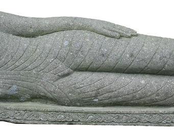 STATUES DU MONDE - statue bouddha allongé - Statuette
