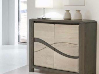 Ateliers De Langres - meuble d'entrée oceane - Buffet Haut