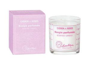 Lothantique - chemin de roses - Bougie Parfumée