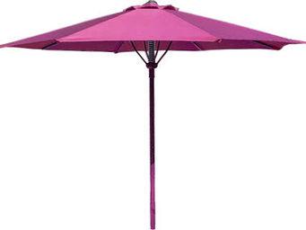 PROLOISIRS - parasol automatique spring 300cm cassis - Parasol
