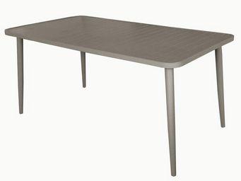PROLOISIRS - table de jardin polo 160cm - Table De Jardin