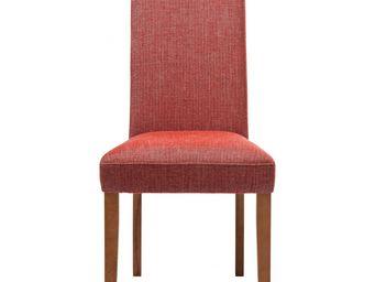 Kare Design - chaise econo slim rhythm carmine - Chaise