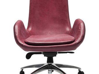 Kare Design - fauteuil de bureau yuppie - Fauteuil De Bureau