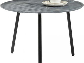 Kare Design - table basse ronde reef 66 cm - Table Basse Ronde