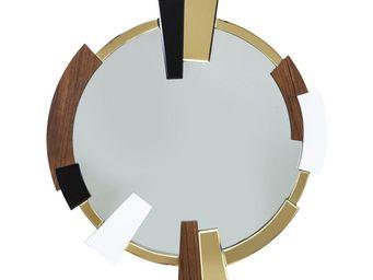 Kare Design - miroir metamorphosis rond - Miroir