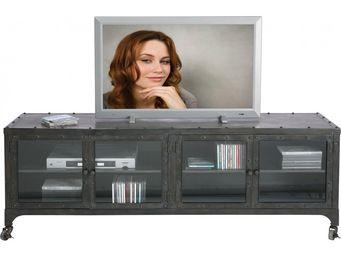 Kare Design - meuble tv factory - Meuble Tv Hi Fi