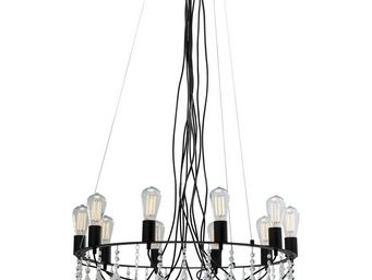 Kare Design - suspension fusione drops 10 - Lustre