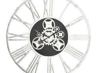 Kare Design - horloge gear 120cm - Horloge Murale