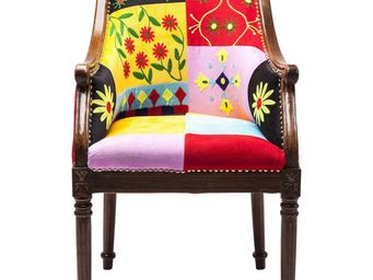Kare Design - fauteuil design fiesta colore frame - Fauteuil