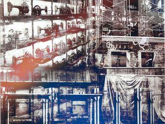 Kare Design - tableau brooklyn by mayk azzato - Tableau Décoratif