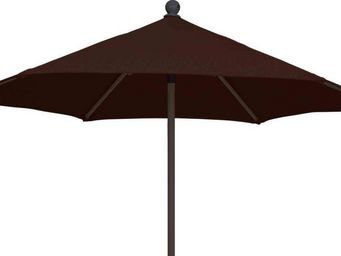 MWH Möbel-Ideen - parasol manivelle diamètre 3,4m - Parasol