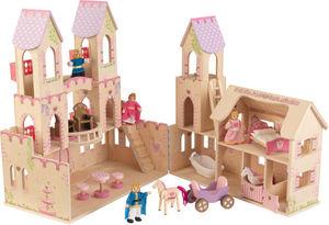 KidKraft - château de princesse pour poupées - Maison De Poupée