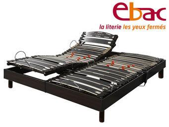 Ebac - lit electrique ebac s72 - Sommier De Relaxation Électrique