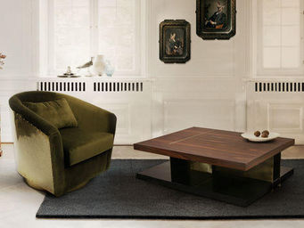 BRABBU - lallan i - Table Basse Rectangulaire