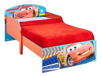 TOUSMESMEUBLES - lit + matelas morpho 140*70 cm disney - cars n�5 - - Lit Enfant