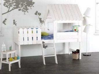 Miliboo - little house - Lit Cabane Enfant
