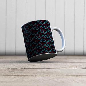 la Magie dans l'Image - mug cacao bordeaux - Mug