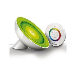 Philips - eclairage led design livingcolors bloom h10 cm - Lampe À Poser