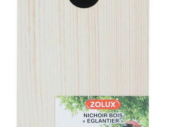 ZOLUX - nichoir en bois eglantier - Maison D'oiseau