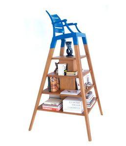 LA MANUFACTURE DU DESIGN - chaise bibliothèque - Bibliothèque Sur Mesure