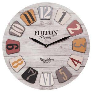 Maisons du monde - fulton - Horloge Murale