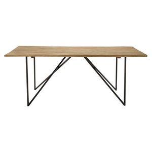 MAISONS DU MONDE - arty - Table De Repas Rectangulaire