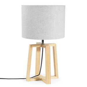 Maisons du monde - hedmark - Lampe À Poser