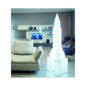 Mathi Design - sculpture new york - Lampadaire
