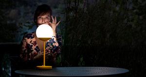 Fermob - mooon! - Lampe De Jardin À Led