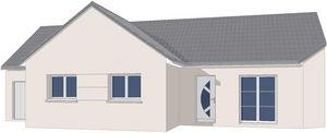 CER CONSTRUCTIONS -  - Maison De Plain Pied