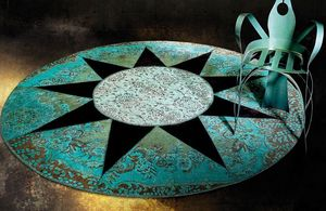 ITALY DREAM DESIGN - star - Tapis Contemporain