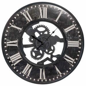 Fleisher Horloge Murale Maisons Du Monde Decofinder