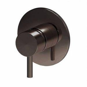 PAFFONI - mitigeur bain/douche, 1 sortie, finition black nickel (lig011nkn) - Autres Divers Salle De Bains