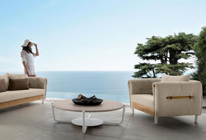 ITALY DREAM DESIGN - brasero - Table Basse De Jardin