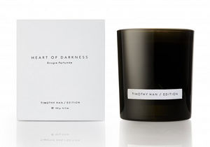 TIMOTHY HAN EDITION - heart of darkness - Bougie Parfumée